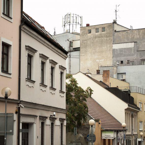 Collage studie Slowakije – Bratislava